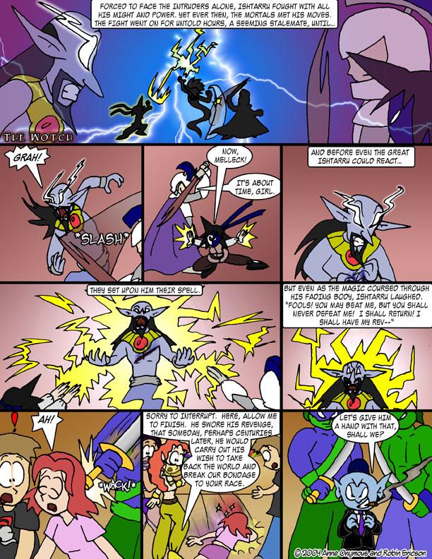 Revenge Of Ishtarru