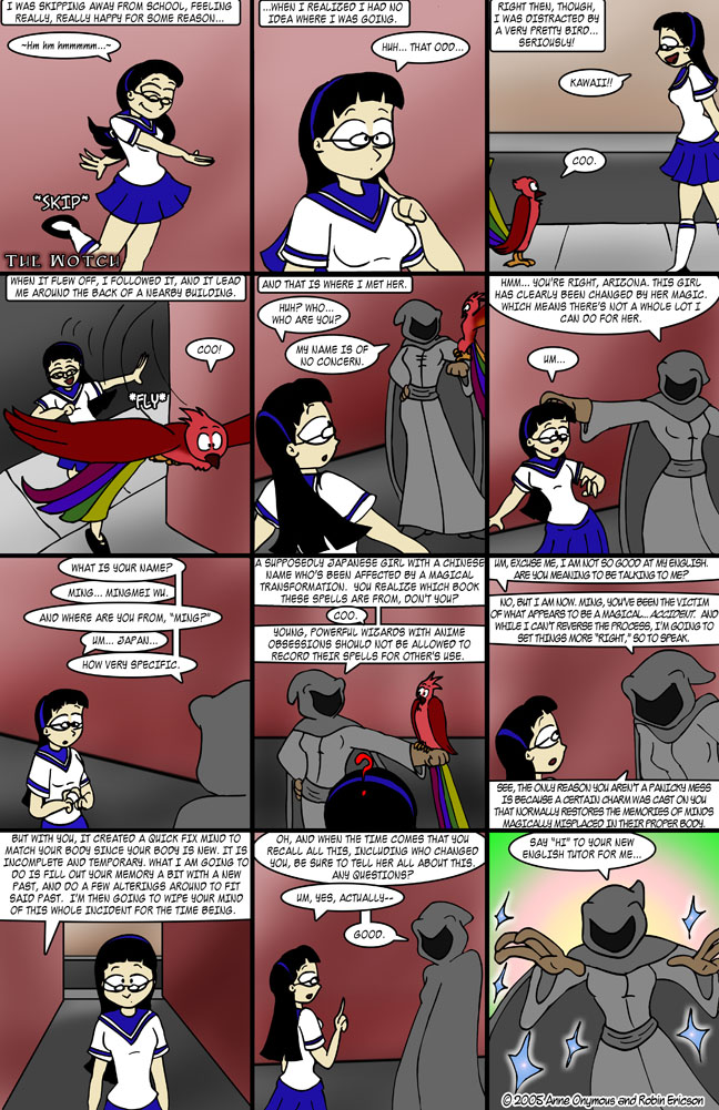Consequences – 20