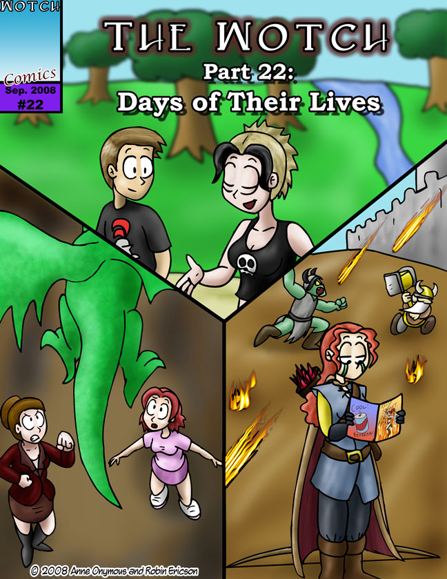 Days Of Their Lives