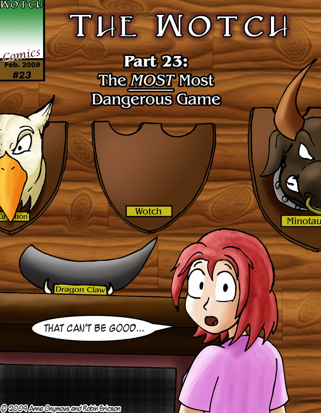 Most Most Dangerous Game