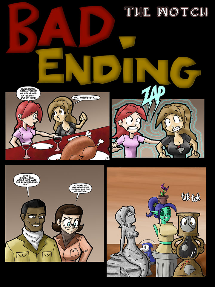 Bad Ending 1