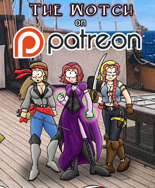 Patreon Announcement