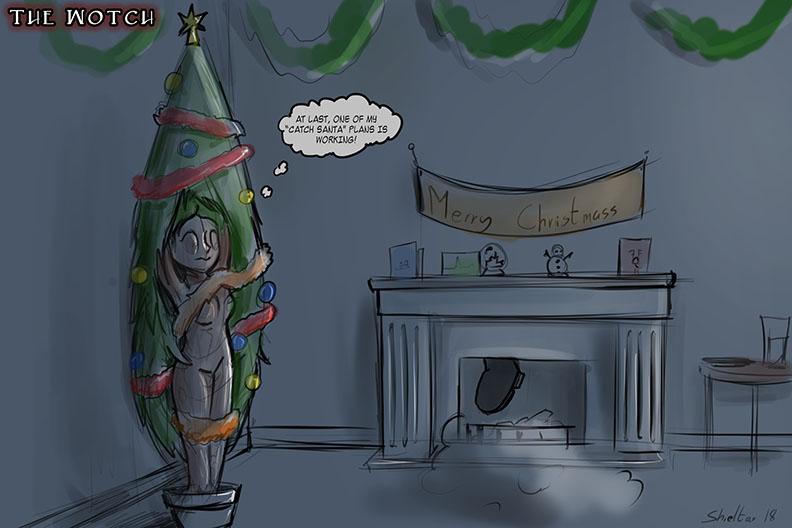 Filler: Oh Christmas Tree